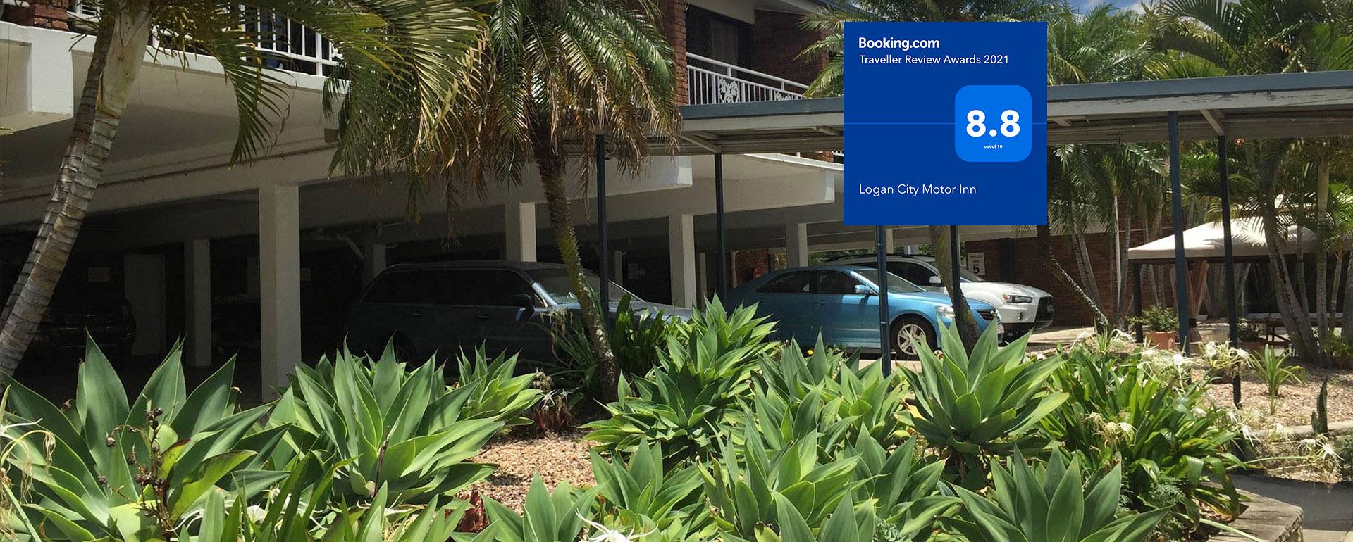 Desktop Banner Logan City Motor Inn