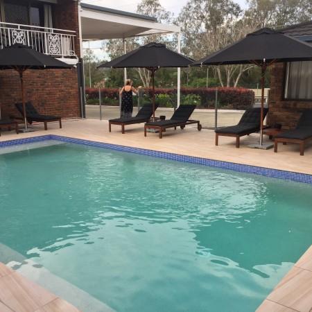 Brand New Pool