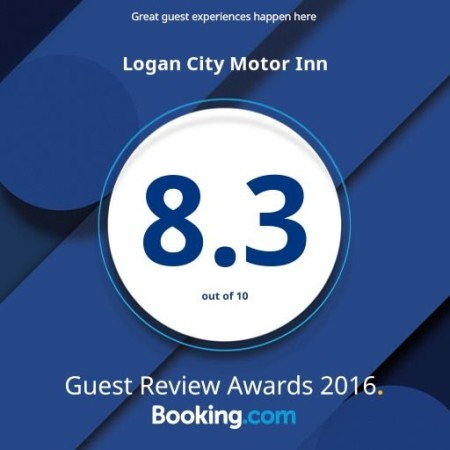 Booking.com award.